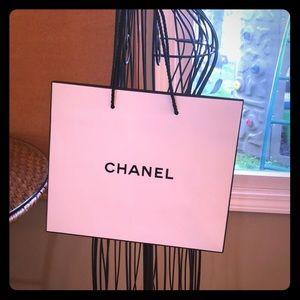 Chanel gift bag